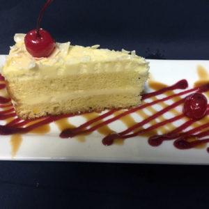 Limoncello Mascarpone Cake