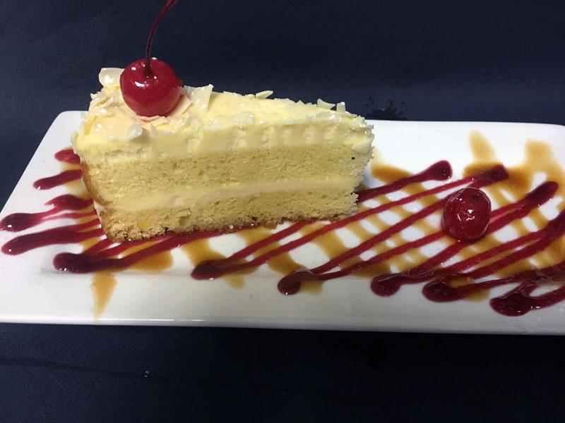 Limoncello Mascarpone Cake Sorrento Ristorante