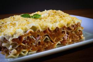 Pasta Al Ferno - Lasagna