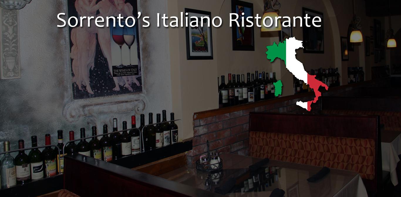 Sorrento's Italiano Ristorante