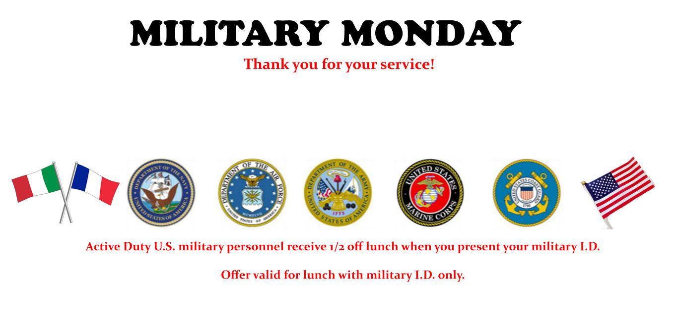 Military Monday