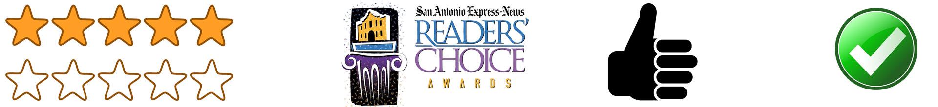 Readers Choice Awards Header