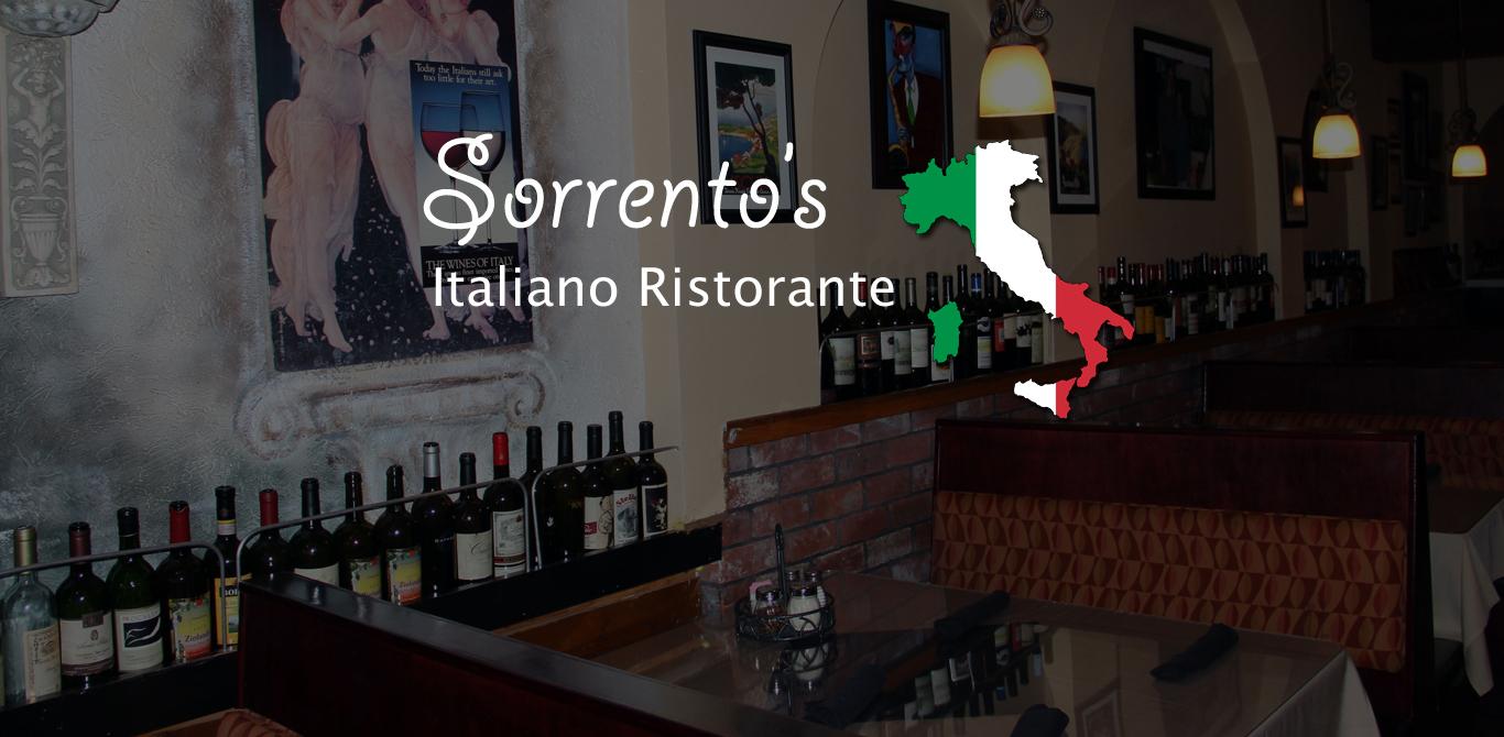 Sorrentos Italian Restaurant & Pizzeria